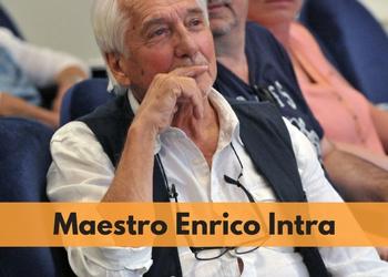 Maestro Enrico Intra