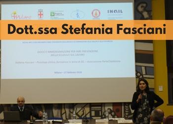 Dott.ssa Stefania Fasciani