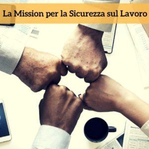 la mission per la sicurezza sul lavoro evento italia sicurezza milano